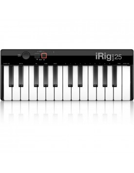 MIDI-клавиатура IK Multimedia iRig Keys 25